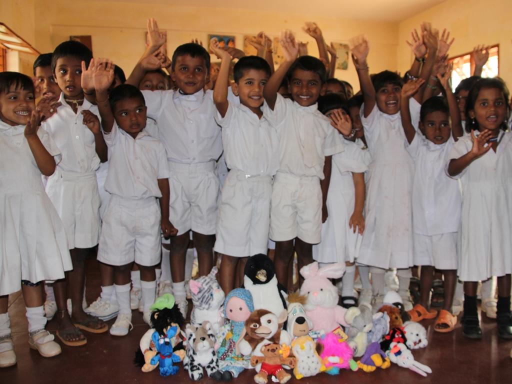 Kindergarten des St. Michaels Convent
