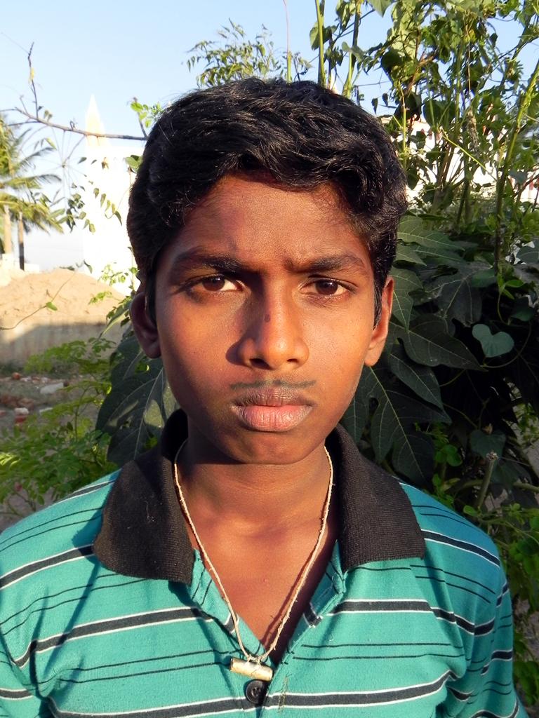 Prashanth J.