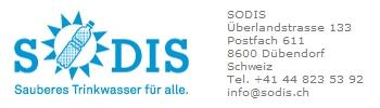 Homepage - SODIS