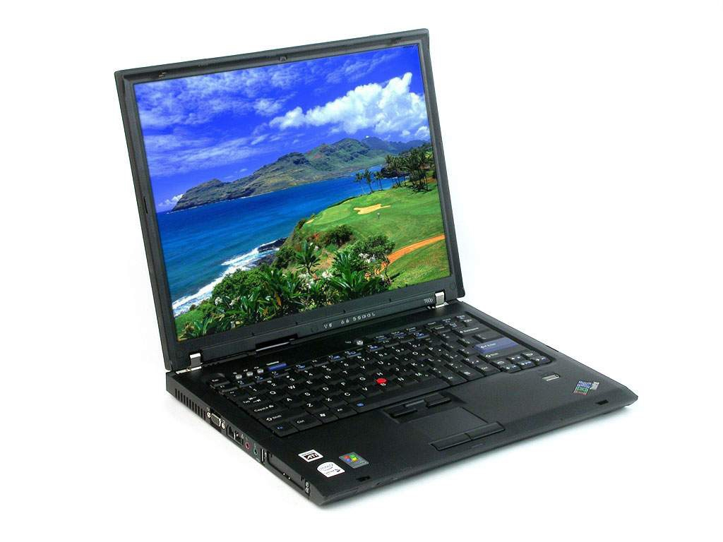 Gesponserter IBM Thinkpad T60